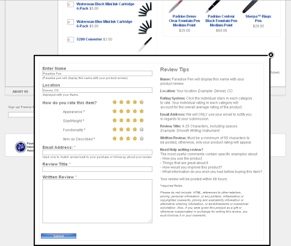 PPC Product Review Screenshot 4