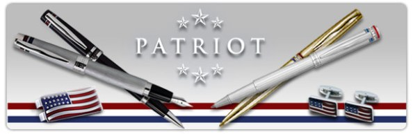 Patriot Pen & Wounded Warrior Project